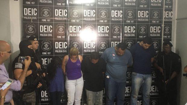 Quadrilha especializada em roubo de cofre de agências bancárias é desarticulada em Goiás