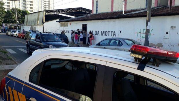 87% dos arrombamentos em escolas municipais de Goiânia são cometidos por ex-alunos