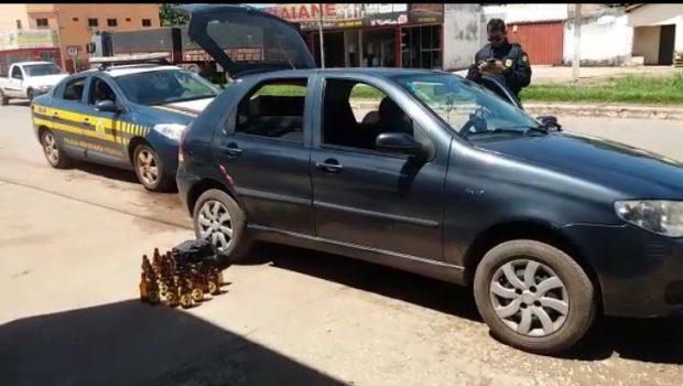 Dois homens são autuados após dirigirem embriagados o mesmo veículo, em Aragarças