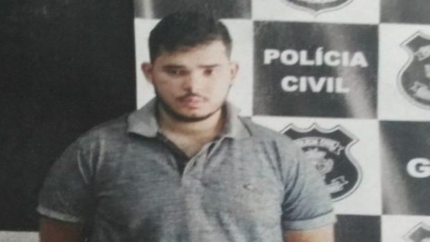 Estudante de direito vendia celulares roubados em camelódromo de Goiânia