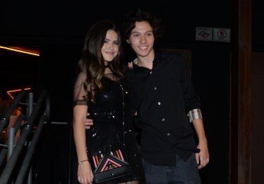 Maisa Silva leva namorado à festa da irmã de Neymar em SP