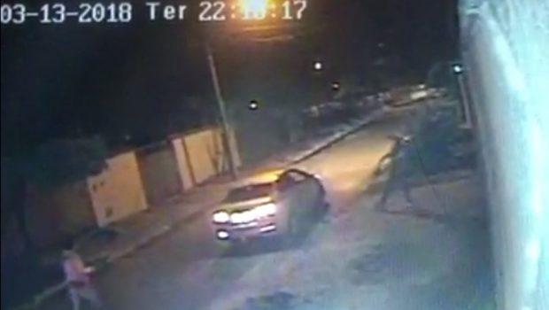 De táxi, assaltantes aterrorizam região leste de Goiânia