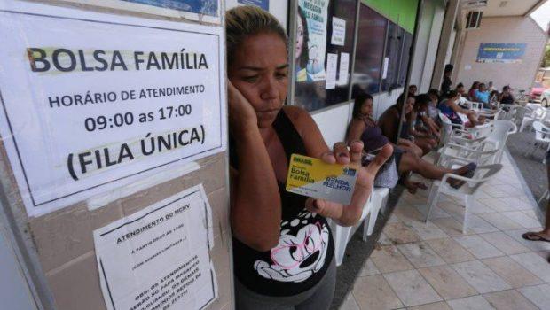 Reajuste do Bolsa Família será no mínimo de 2,95%