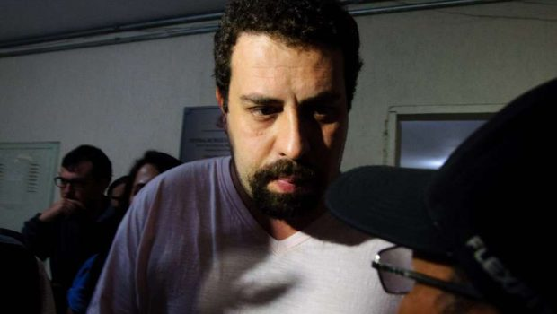 PSOL oficializa Guilherme Boulos como pré-candidato à Presidência