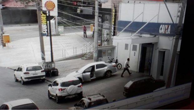 Assaltante de banco é preso em Aparecida de Goiânia