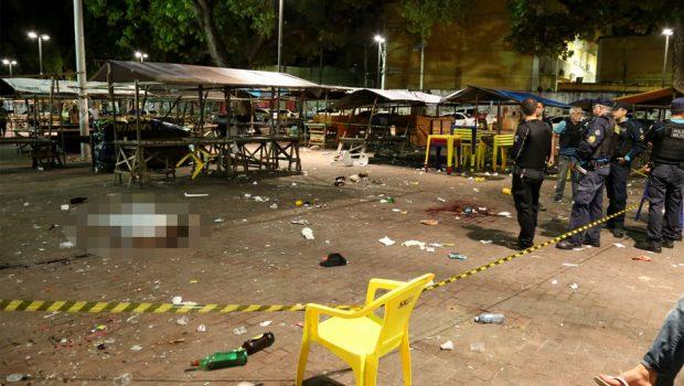 Polícia Civil prende homem suspeito de ataques em Fortaleza