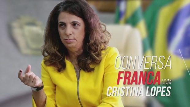 """""""Precisamos de punições mais verdadeiras para os crimes contra a mulher"""" , diz drª Cristina Lopes"""