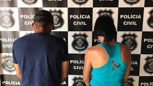Suspeitos de envolvimento em esquema de pedofilia são presos em Pirenópolis