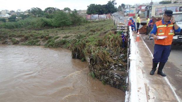 Defesa Civil de Goiânia atendeu 55 ocorrências relacionadas à chuva no mês de fevereiro
