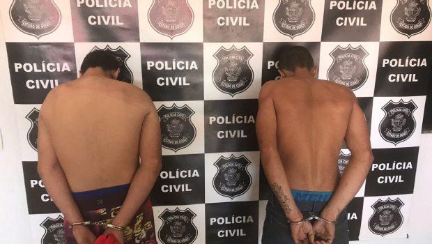 Suspeitos de assassinar radialista Jefferson Pureza são apreendidos, em Aragoiânia