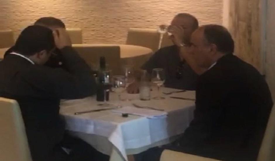 Bispo e juiz eclesiástico de Formosa estiveram em restaurante de luxo antes de serem presos