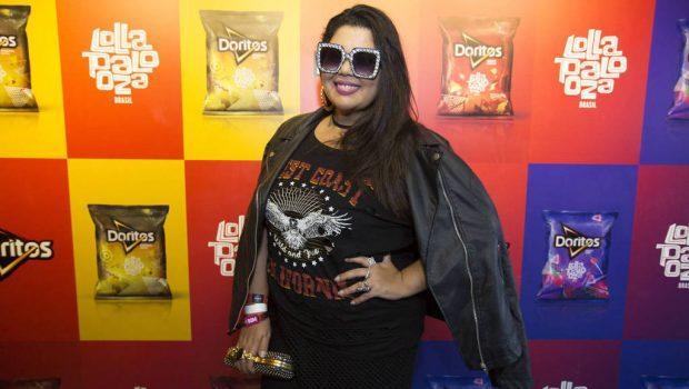 Fabiana Karla diz que Lollapalooza é um hiato para esquecer dos problemas do Brasil
