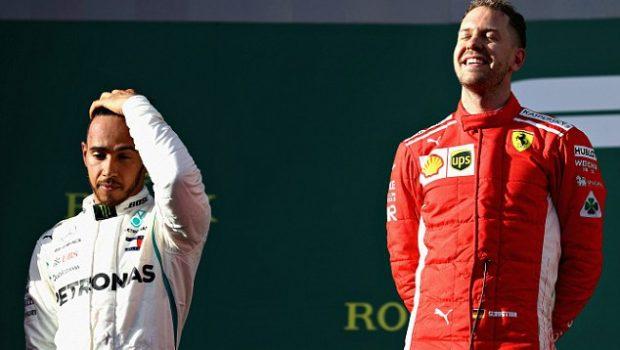 Vettel aproveita safety car, ultrapassa Hamilton e vence GP da Austrália