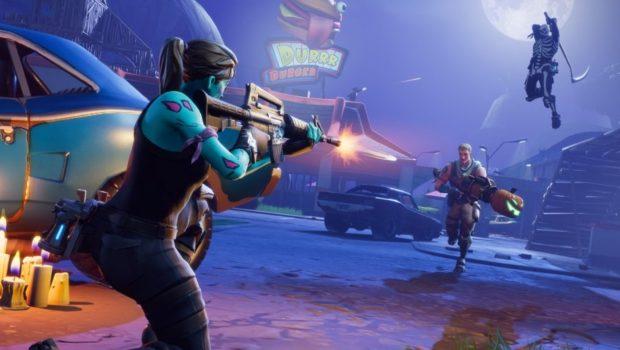 Fornite: Battle Royale vira o jogo gratuito mais jogado do mundo