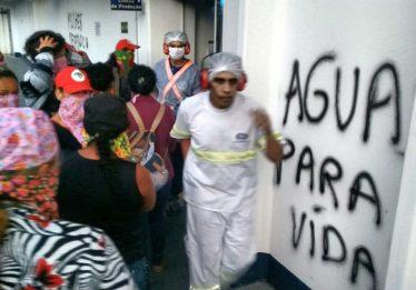 MST invade fábrica da Nestlé em Minas e cobra uso consciente da água