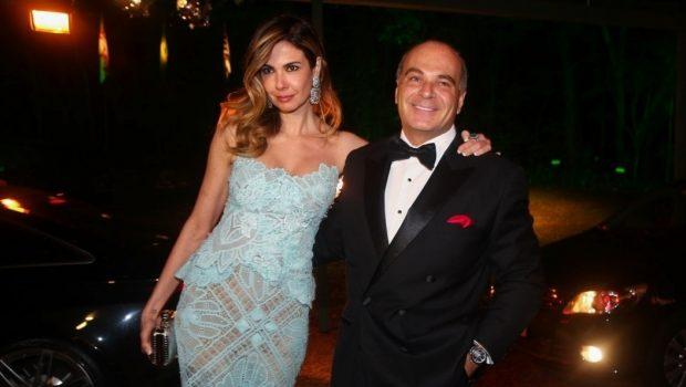 Luciana Gimenez diz que não vai comentar sobre seu casamento