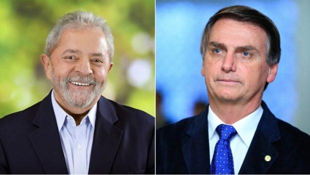 Lula e Bolsonaro seguem à frente em disputa eleitoral, aponta pesquisa CNT