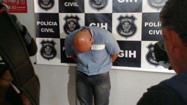 Preso suspeito de matar mulher encontrada dentro de uma mala em Aparecida de Goiânia