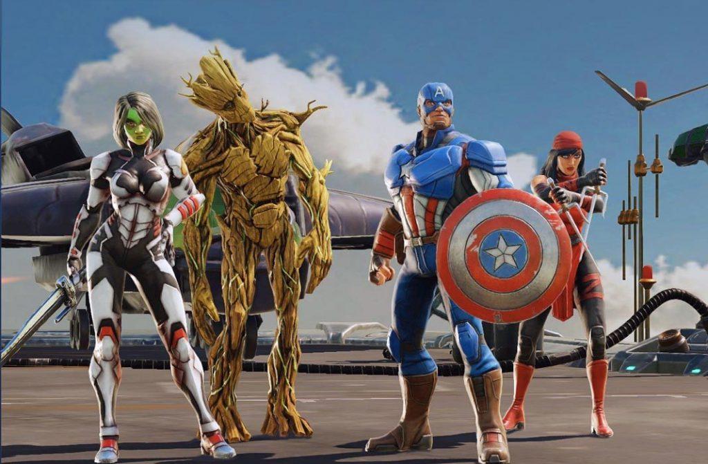 Marvel lança novo jogo gratuito celulares