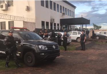 PC desmantela organização criminosa que agia na zona rural de Cristalina