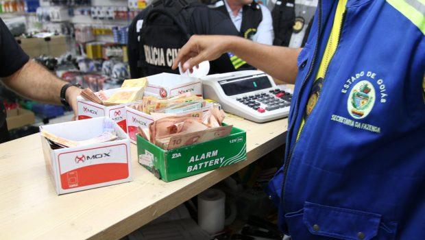 Três empresas são autuadas por sonegação de mais de R$ 600 mil, em Goiânia