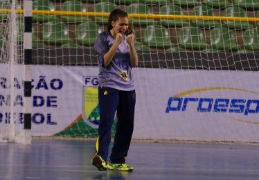 Seleção Brasileira de Handebol Júnior estreia com vitória no Pan-Americano, em Goiânia