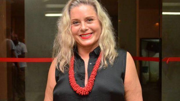 Vera Fischer diz que sai do set de 'Malhação' renovada por atuar ao lado dos jovens