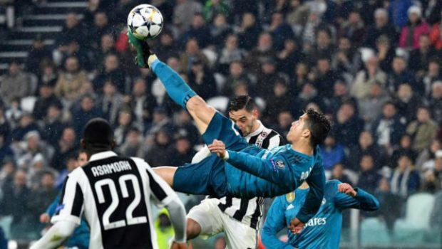 Real Madrid vence Juventus com gol de bicicleta de Cristiano Ronaldo