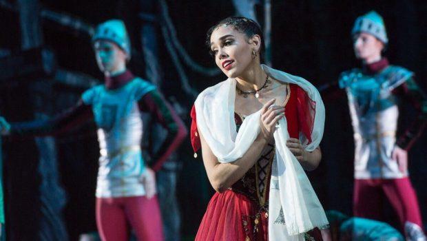 Bailarina goiana é indicada ao Oscar do Balé