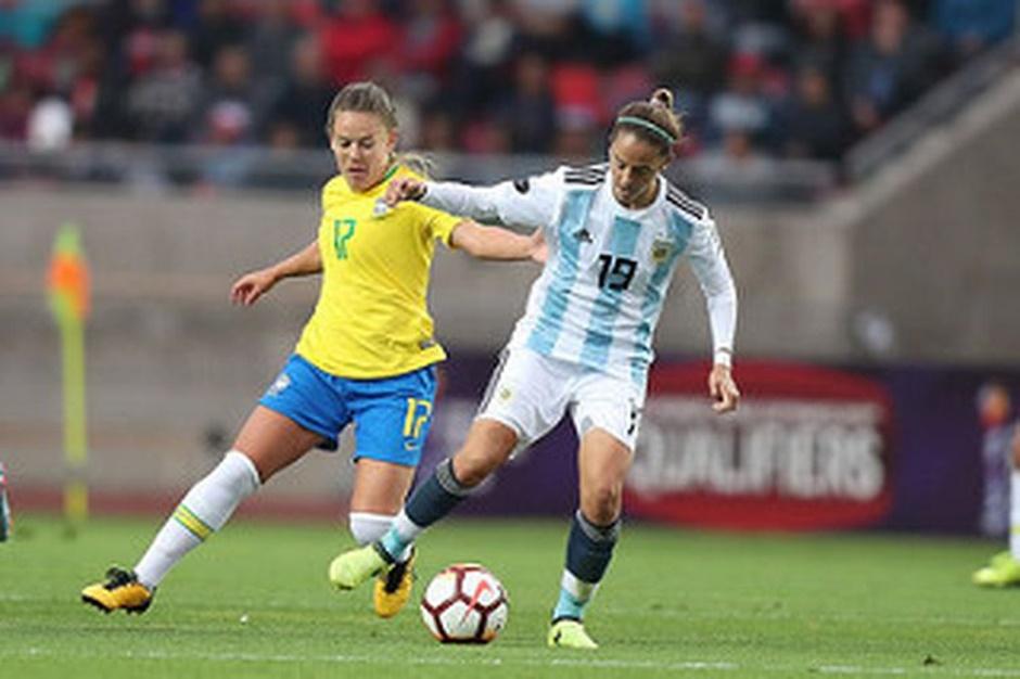 Futebol feminino: Brasil a um empate de ganhar a Copa América