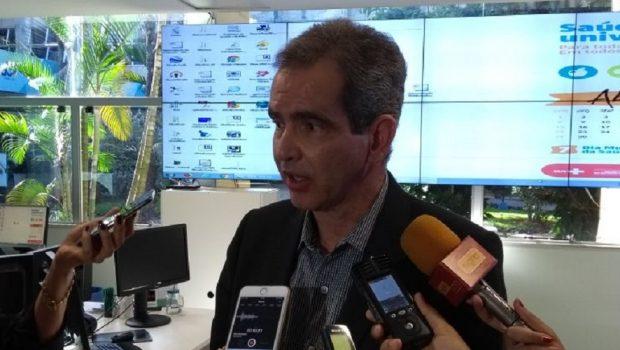 Com oito mortes por H1N1, secretário de Saúde descarta epidemia em Goiás