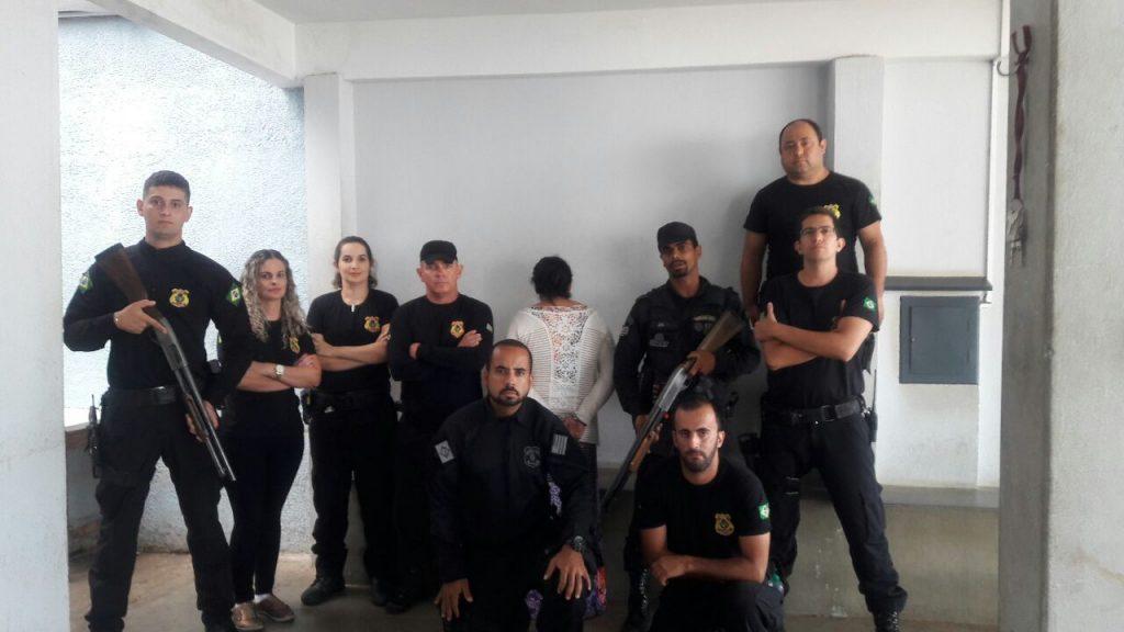 Mulher é presa após tentar entrar em presídio com droga nas partes íntimas, em Catalão