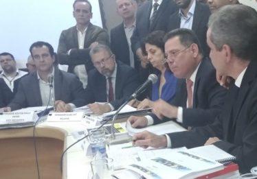 Marconi Perillo foi ouvido na CEI da Saúde sobre investimentos na área durante sua gestão no Estado