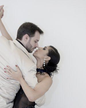 Casal destaque no tango brasileiro se apresenta neste sábado (28), em Goiânia