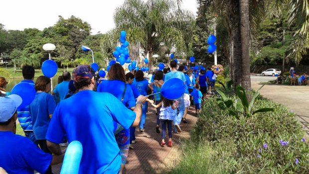 Caminhada de conscientização do transtorno do espectro autista será neste domingo(8), em Goiânia
