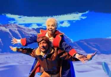 Cia Flor do Cerrado apresenta 'O Pequeno Príncipe' adaptado para autistas