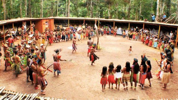 Em Goiás, apenas 4% dos indígenas vivem em reservas