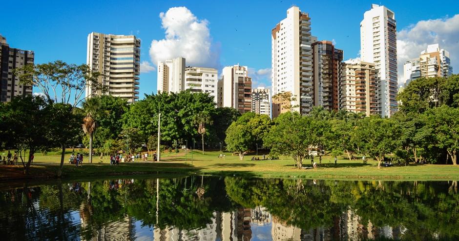 Detentos do semiaberto vão fazer a manutenção dos parques de Goiânia