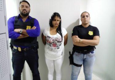 Mulher é presa ao tentar entrar com porção de maconha nas partes íntimas no presídio de Jaraguá