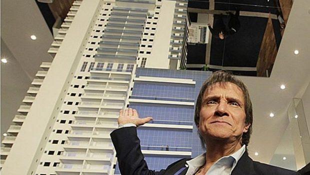 Roberto Carlos confirma presença em lançamento de seu prédio em Goiânia