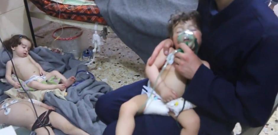 Ataque químico em cidade controlada por rebeldes na Síria mata ao menos 40
