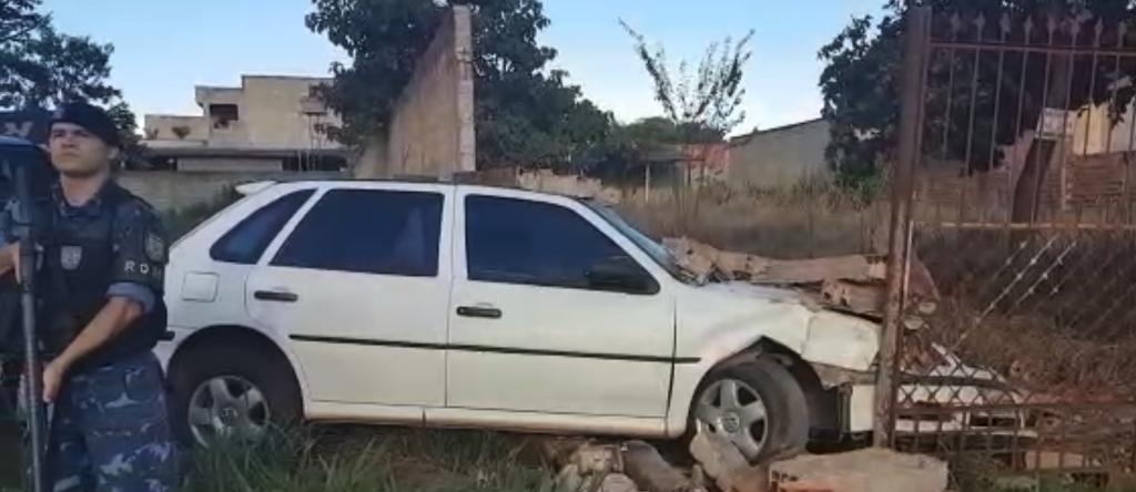 Pedreiro é preso após furtar casa que trabalhou em Santo Antônio de Goiás