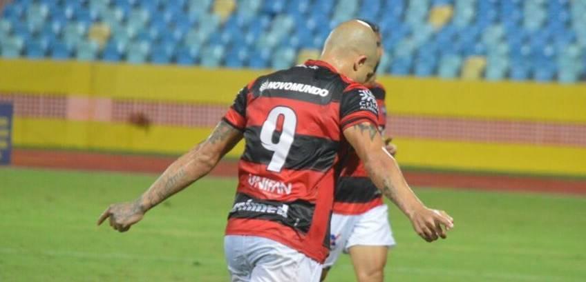 Atlético-GO vira em cima do Criciúma e estreia com vitória na Série B
