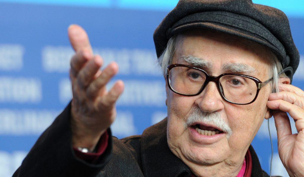 Cineasta italiano Vittorio Taviani morre em Roma, aos 88 anos