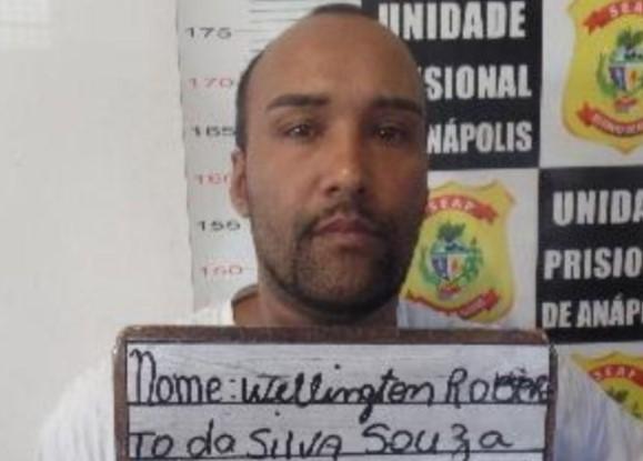 Detento é decapitado na Unidade Prisional de Anápolis