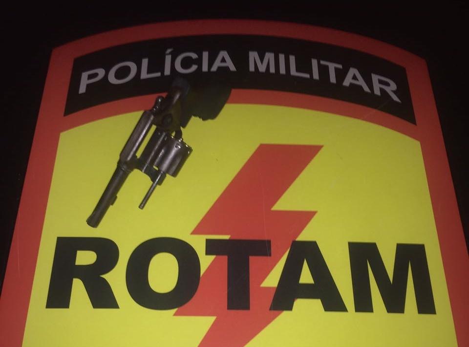 Homem morre em confronto com a Rotam durante tentativa de assalto, em Valparaíso