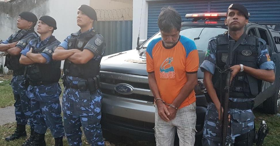 Idoso com passagem por homicídio é preso ao tentar subornar agentes da Romu, em Goiânia