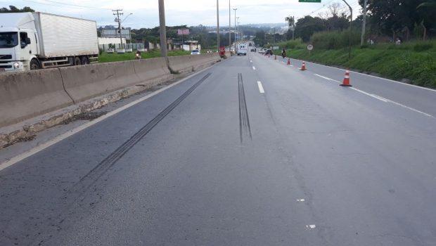 Dict registra mortes por atropelamento e colisão no perímetro urbano da BR-153 em Goiânia