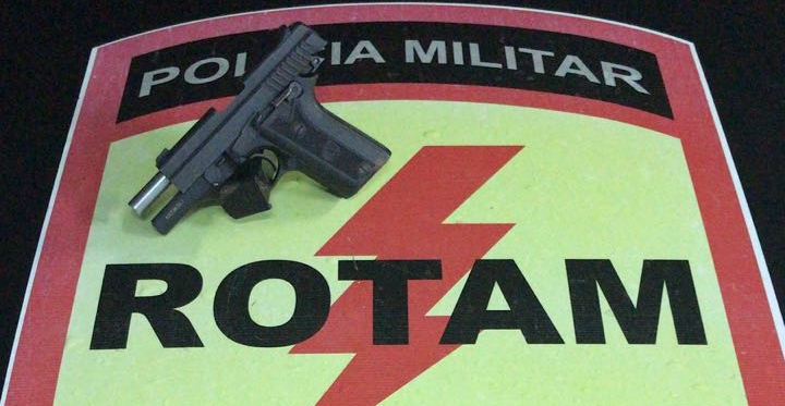 Suspeito de cometer homicídios em Goiânia é morto durante troca de tiros com a Rotam
