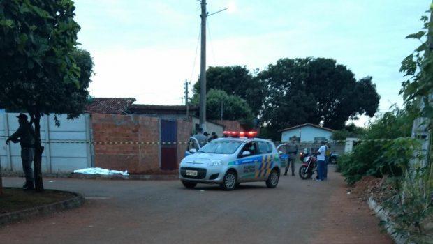 Três mortes e uma tentativa de homicídio são registradas durante a madrugada em Itaberaí